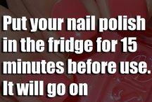 Nails  / The wonderful world of nails
