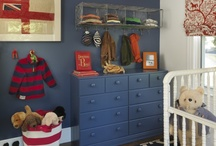 Boys room ideas / by Danielle Wright