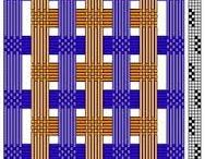 Mønster/vev