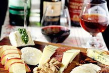 Cheese and wine / Cheese and wine
