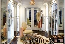 Dreamy Dress Up Spaces / Closet Designs that will give you Closet Envy