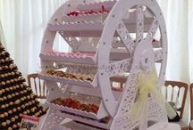 decorazioni tavoli