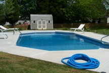 The Vinyl Liner Pool Construction Process