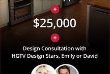 LG Limitless Design / Kitchen Design Inspiration