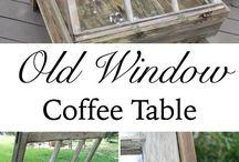 Farmhouse coffee tables