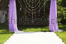 Floral archways
