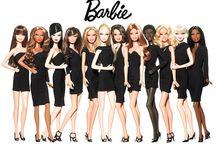 Barbie :) / by Debbie Tomlinson