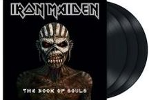 Iron Maiden Vinyl / Iron Maiden's LP's, Picture Discs & Many Limited Editions on the glorious analogue clarity & warmth of Vinyl