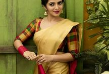 onam saree collections