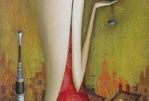 Pintura / by Helena Matos