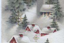 Julekortmotiv