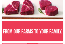Great Meats / HarvestBox meats delivered to your door.