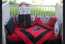 Atlanta Falcons Baby Fun / Atlanta Falcons Baby Fun - Pictures, Ideas, & Fun Products / Merchandise