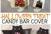 halloween school treats