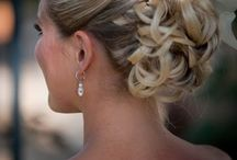 Wedding: hair
