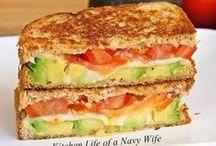 Sandwichs vegan