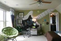 Lucas bedroom idea