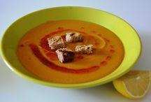 gotowanie - zupy / cooking soups