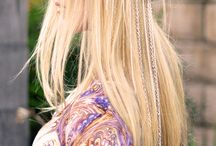 Hair Accessories / Hair Chains, Pins, Bow... and everything Pretty!