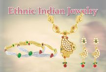 Indian Ethnic Jewelry / Indian Ethnic jewelry is unique in its design and workmanship.  The art of making beautiful ornaments, with delicacy and acumen, has been developed throughout the historical times. Indian Bridal Jewelry is deemed incomplete without her several adornments and jewelry forms an essential part of these adornments.
