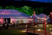 Circus Summer Party / Giffords Circus themed party