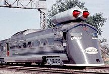 New York Central Jet Car M497 / Everything about this unusual rail car