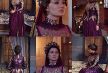 Magnificent costumes