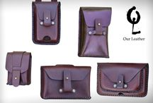 Leathertastic / Beautiful and handsome handmade leather goods