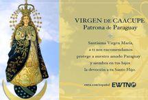 Devociones Marianas / La Virgen María se conoce a través de diferentes advocaciones, pero es la misma y única madre del Salvador.