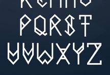 lettertype's