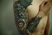 Tattoos / by Eric Burress