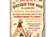 Archer's 1st PowWow / by Tailor Eaves