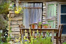 A house in the country / by VeryPinteresting