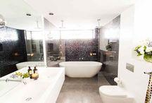 The Block - Triple Threat: Bathroom Room Reveal / The Block vs Reno's take on the room reveal