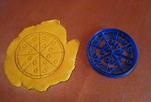 Food Cookie Cutters / 3d printed cookie cutters