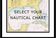 Nautical Father's Day Gift Ideas / Treat your Special Father with a Gift Inspired by the Sea