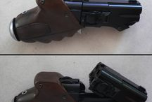 Hand Cannons and Gunz / by Neapolean Smith