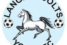 Sport logo horse