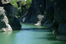 Greek river
