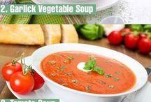 Recettes de soupe de légumes