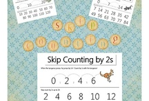 Preschool - Numbers / by Sammie Mauk