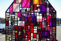 Misc: Stained Glass / by Didi Kasa