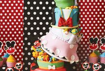 Party Inspiration - Mickey Mouse