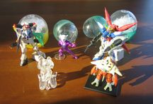 Capsule Toys / Capsule toys from Japan