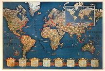 Travel the World Through Posters / View more at www.IVPDA.com #VintagePosters
