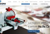 Portfolio - Manconi / Our work for Manconi http://manconi.com/it