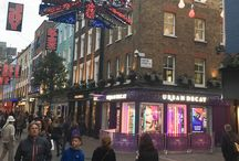 Urban Decay Carnaby Street Store Launch!