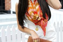 How to wear it: Scarves / How to wear it: Scarves