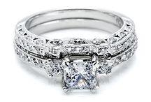 Gorgeous Wedding Silver Ring