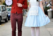 carnival couple costume